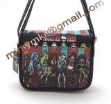 Сумка Monster High Ketti nyar black