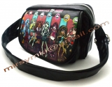 Сумка Monster High choulia black