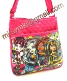 Сумка Monster High kleo de nile pink