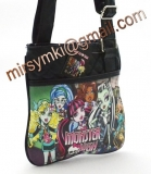 Сумка Monster High skleo de nile black
