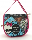 Сумка Monster High gil weber pink