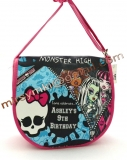 Сумка Monster High heat burns pink