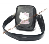 Сумка Hello Kitty black cover with zipper