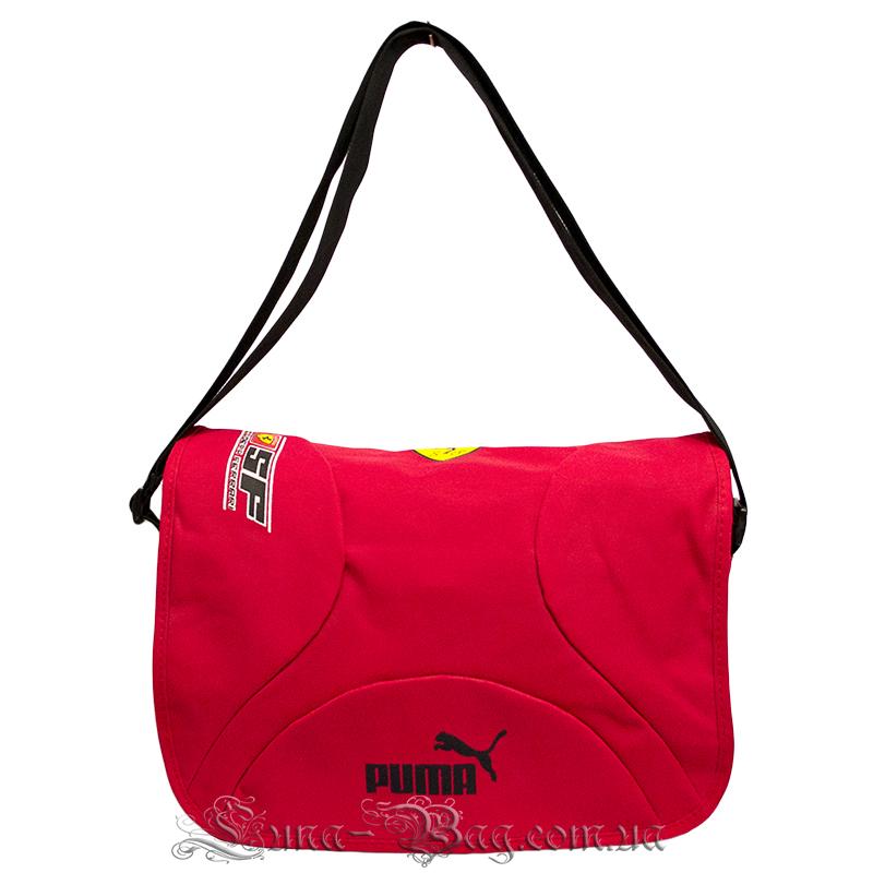 c3ac886b3b7 Сумка через плечо (Puma Ferrari) 3 Цвета Красный   Сумки ,рюкзаки ...