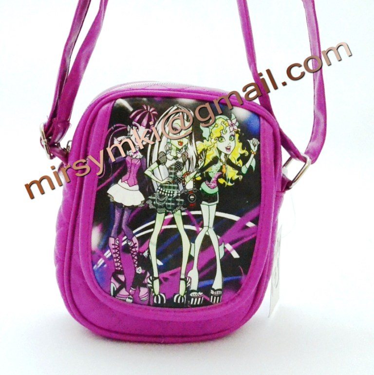 Сумка Monster High rochelle viollet