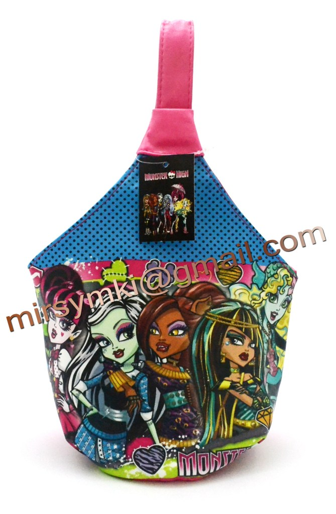 Сумка Monster High webarella spider pink