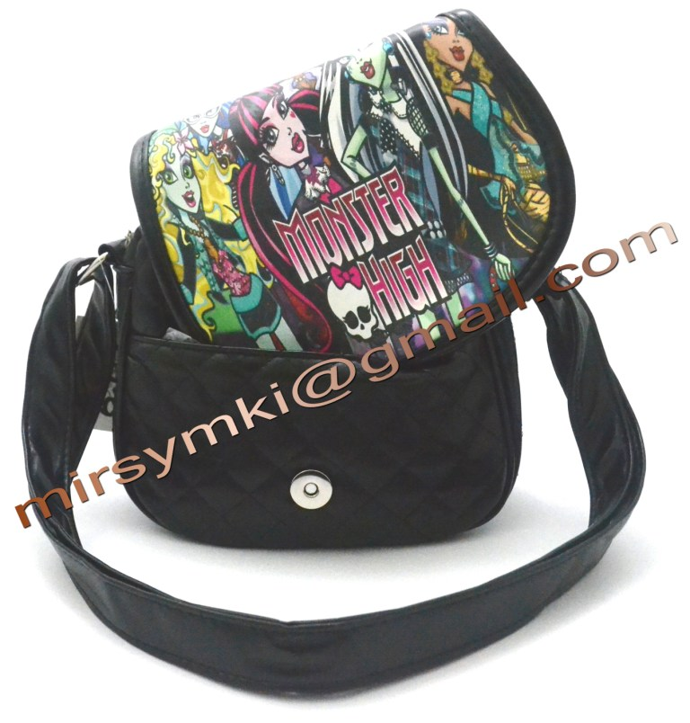 Сумка Monster High nefera de nile black