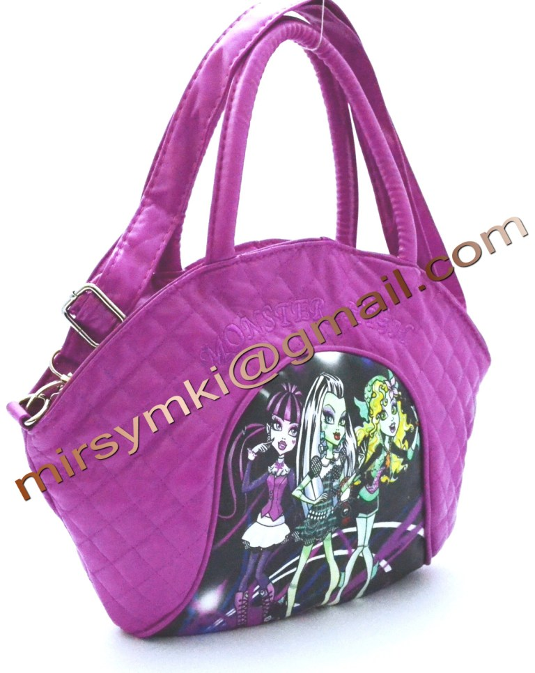 Сумка Monster High howleen viollet