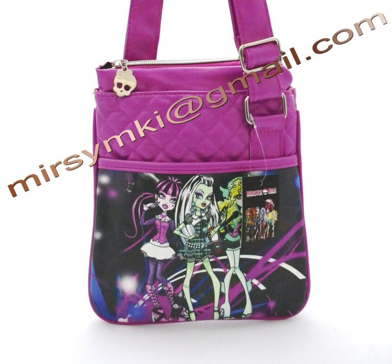 Сумка Monster High skleo de nile viollet