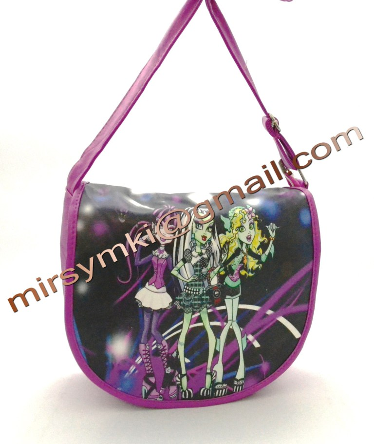 Сумка Monster High gil weber viollet