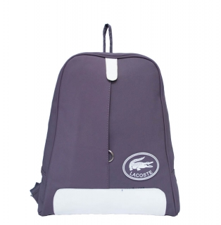 City backpack Lacoste 3 Цвета Серый