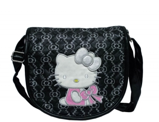 Сумка Hello Kitty Glamour 3 Цвета Черный