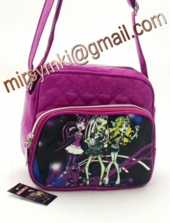 Сумка Monster High clawdin wolf viollet