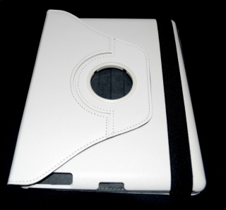 Чехол для iPad 3/iPad 4 White gloss only one