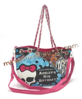 Сумка Monster High abbey pink